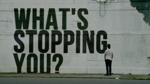 Stopping