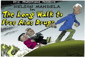 Mandela and aids Leadership Lessons